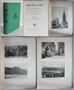 Grahmann/Hübschmann -Zwischen Werra und Elbe. Mitteldeutsches Heimatbuch 1930 xz