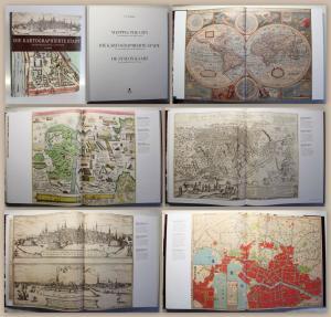 Schüler Die Kartographierte Stadt 2011 Kartografie Entwicklungsgeschichte xz