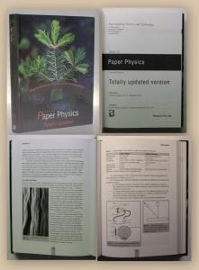 Niskanen Paper Physics Book 16 2008 Industrie Wirtschaft Technik Papier xy
