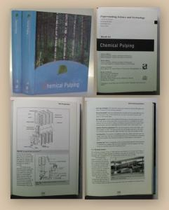 Gullichsen Chemical Pulping 2 Bde Books 6 2000 Industrie Papier Technik xy