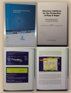 Zellcheming Chemical Additives for the Production of Pulp & Paper 2008 xy