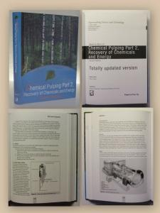 Tikka Chemical Pulping Part 2 Recovery of Chemicals and Energy Book 6 2008 xy