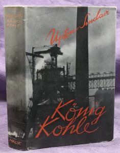 Upton Sinclair König Kohle 1931 Roman Geschichte Industrie Wirtschaft sf