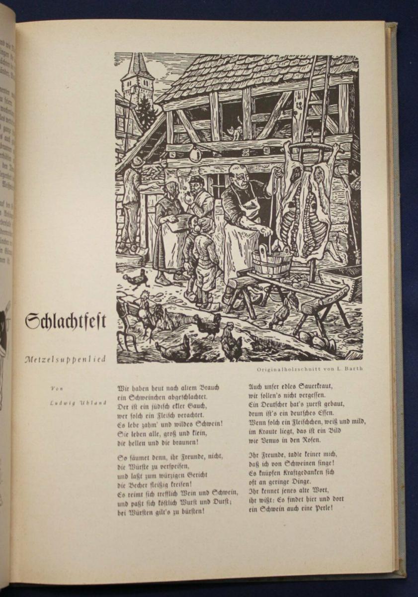 Die Büchergilde Jahrgang 1939 Zeitschrift Geschichte Gesellschaft Politik sf 3