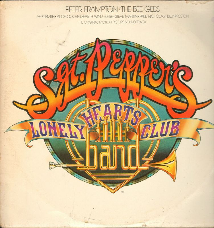 Various - Sgt. Peppers Lonely Hearts Club Band [LP] RSO 1978