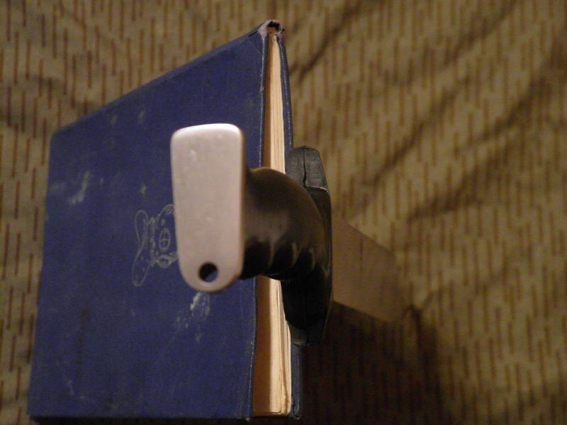 NVA Kampftauchermesser Typ Hecht 82/2 2