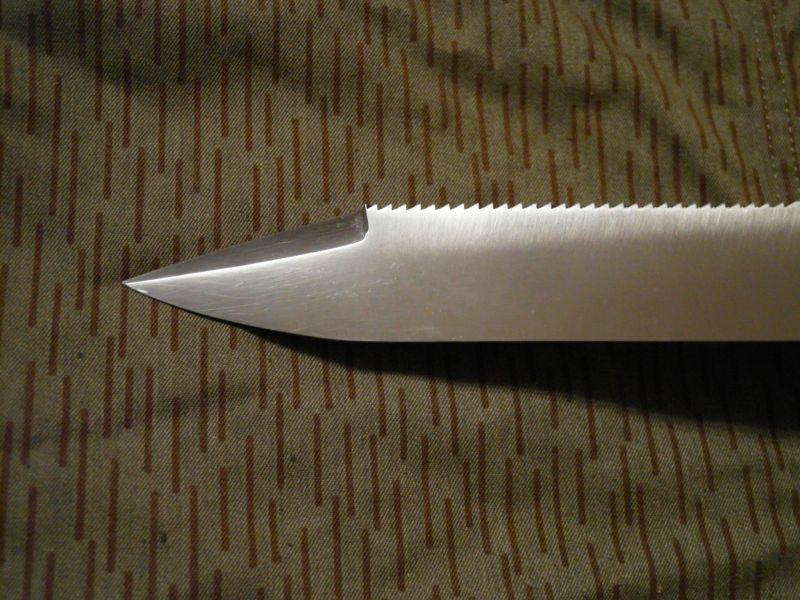 NVA Kampftauchermesser Typ Hecht 82/2 4