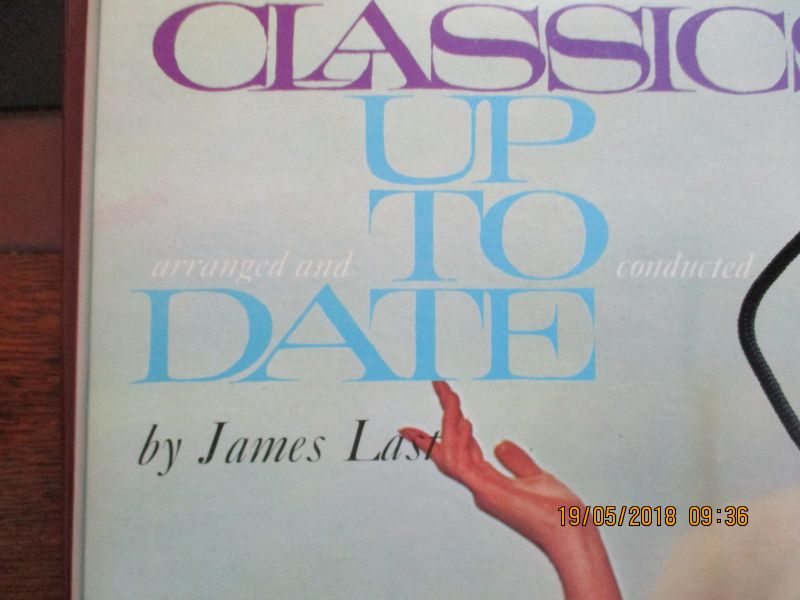 LP, Classics up to date,mit James Last