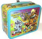WALT DISNEY Magic Kingdom - Brotdose Metall VINTAGE Micky, Donald 18x20 cm (L)