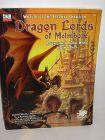 DRAGON LORDS OF MELNIBONE Rollenspiel Buch CHAOSIUM INC. (WR01)