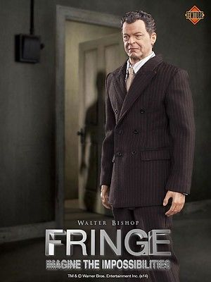 FRINGE - Walter Bishop Actionfigur FEWTURE 1/6 ~ ca.30cm NEU (L) 0