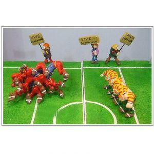 ASTERIX  &  OBELIX   Figurenensemble  Rugby Spiel  PIXI  Limitiert NEU (L) 2