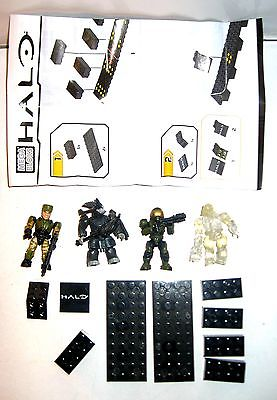 CALL OF DUTY 97085 Brute Battle Unit Actionfiguren Set MEGA BLOKS [F] (WRY)