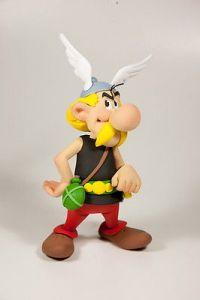 ASTERIX & OBELIX Asterix (stehend) Kunstharz Figur FARIBOLES ca.16cm NEU (L) 0