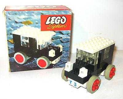 lego system 315 oldtimer auto 60er jahre mit anleitung und ovp k16 nr 232009378044. Black Bedroom Furniture Sets. Home Design Ideas