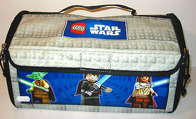 Lego STAR WARS ZipBin Battle Bridge / Diorama Tasche für Lego Figuren etc. (K6)