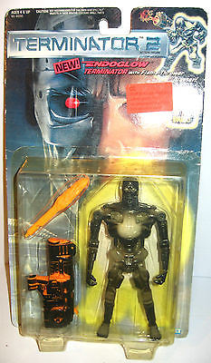 TERMINATOR 2 - Endoglow Terminator Actionfigur KENNER ca.14cm NEU (L)