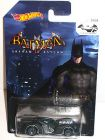 BATMAN 75 Years of Batman - Arkham Asylum BATMOBILE Auto HOT WHEELS Neu (L)