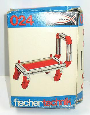 FISCHERTECHNIK 024 Ergänzungs Box - mit OVP (K52)