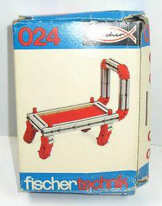 FISCHERTECHNIK 024 Ergänzungs Box - mit OVP (K52) 0