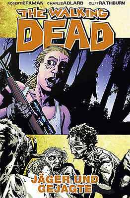 THE WALKING DEAD # 11 - Jäger und Gejagte Comic Gebunden CROSS x CULT Neu (L)