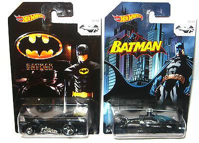 BATMAN 75 Years of Batman - 8er Set Spielzeugautos Auto HOT WHEELS Neu (K55) 1