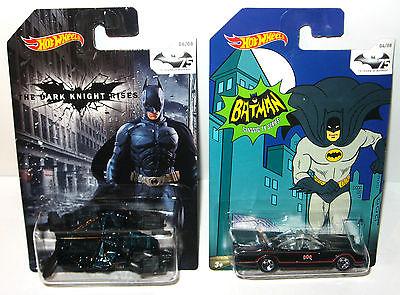 BATMAN 75 Years of Batman - 8er Set Spielzeugautos Auto HOT WHEELS Neu (K55) 2
