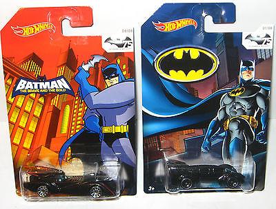 BATMAN 75 Years of Batman - 8er Set Spielzeugautos Auto HOT WHEELS Neu (K55) 4