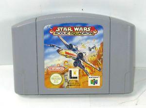 STAR WARS - Rogue Squadron NINTENDO 64 Spiel (K58) 0