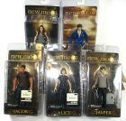 TWILIGHT New Moon - 5er Actionfigur Set : Bella Edward Alice Jasper NECA Neu*L