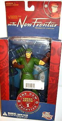 DC: The New Frontier - Green Arrow Actionfigur SERIES 1 DC Direct ca.17cm (L)