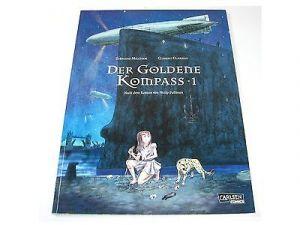 Der Goldene Kompass 1  Softcover   Carlsen   Zustand : 2  ( L )