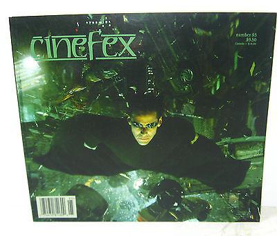 CINEFEX # 95 Film Magazin - Spy kids MATRIX Terminator SEABISCUIT (B6)