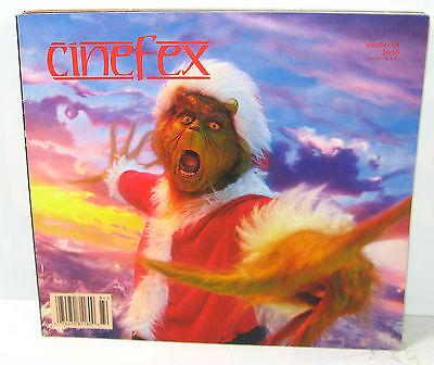 CINEFEX # 84 Film Magazin - Red Planet THE GRINCH 102 Dalmatians (B6)