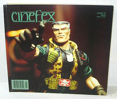 CINEFEX # 75 Film Magazin - Armageddon SMALL SOLDIERS Blade DR. DOLITTLE (B6)
