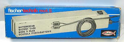 FISCHERTECHNIK 095 5 mot. 5 - Batteriestab - mit OVP (K52)