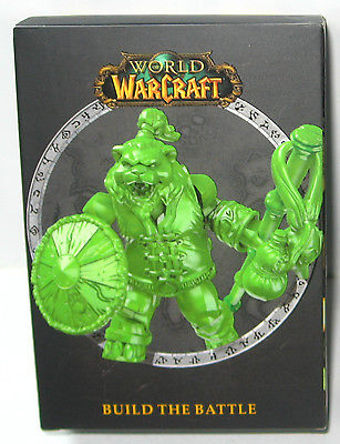 WOLRD OF WARCRAFT WOW Exclusive Jade Chen Stormstout Figur MEGA BLOKS (L)
