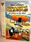 Walt Disney  COMICS and Stories by Carl Barks   12  + Sammelkarte Gladstone (L)