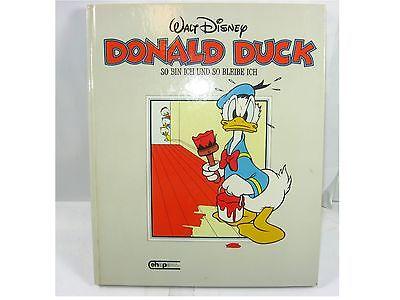 Disney Donald Duck so bin ich und so bleibe ich  ehapa  HC   Z : 2 + (L)