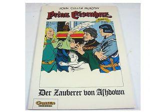 Prinz Eisenherz  64  Der Zauberer von Ashdown   1. Aufl. Carlsen SC  Z : 2 (L)