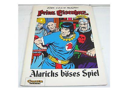 Prinz Eisenherz  67 Alarichs böses Spiel   1. Aufl. Carlsen SC  Z : 2 (L)