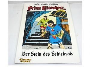 Prinz Eisenherz  71 Der Stein des Schicksals   1. Aufl. Carlsen SC  Z : 1- (L)