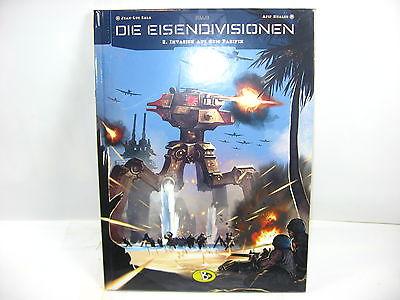 Die Eisendivisionen Band 2  Invasion aus dem Pazifik  BD  Hardcover  Z: Neu (L)