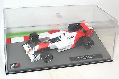 ALTAYA McLaren MP 4/4 1988 Ayrton Senna Modellauto 1:43 #02 (K47)