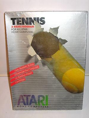 ATARI    800, XE, XL   TENNIS Spiel   Original Eingeschweißt (K31)