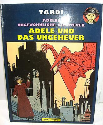 ADELES UNGEWÖHNLICHE ABENTEUER # 1 - Das Ungeheuer Comic HC MODERNE Tardi (L)