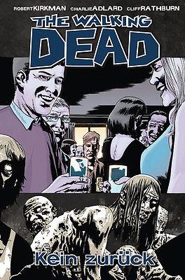 THE WALKING DEAD # 13 - Kein Zurück / Comic Gebunden CROSS x CULT (L)