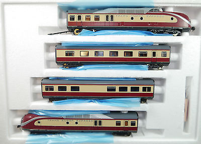 modelleisenbahn set