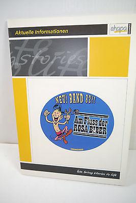 EHAPA Pressemappe LUCKY LUKE Band 82 Comic SC + Postkarte (B1)