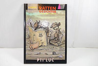 Ratten Gesicht U-Comix  ISBN  : 389311176x HC  Z : 2   (L)
